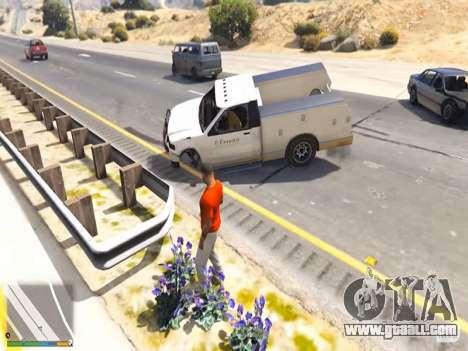 GTA 5 Realistic damage in GTA 5
