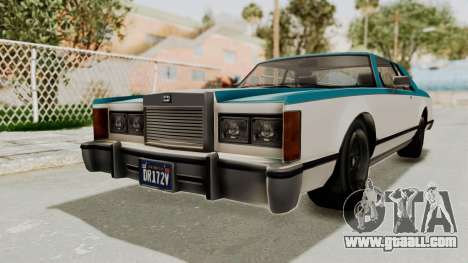 GTA 5 Dundreary Virgo Classic IVF for GTA San Andreas