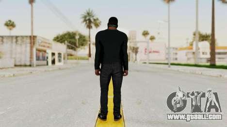 GTA 5 Franklin v1 for GTA San Andreas third screenshot