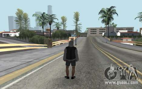 New bum for GTA San Andreas second screenshot