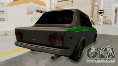 Fiat 128 De Picadas for GTA San Andreas back left view