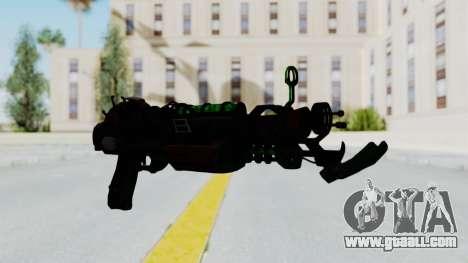 Ray Gun Mark II for GTA San Andreas