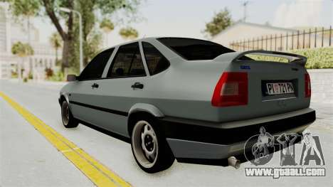 Fiat Tempra for GTA San Andreas left view