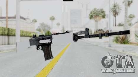 IOFB INSAS White for GTA San Andreas