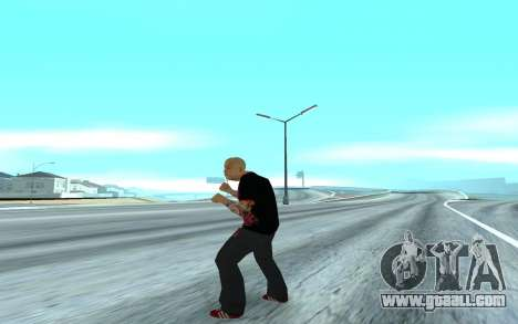 Da Nang Boy for GTA San Andreas third screenshot