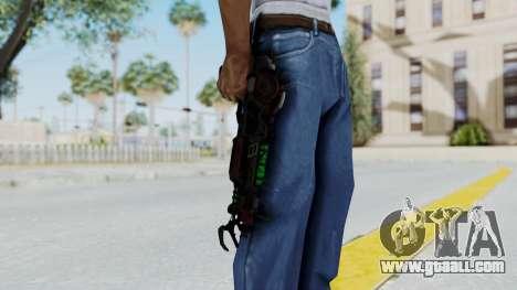 Ray Gun Mark II for GTA San Andreas third screenshot