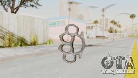 Metal Slug Weapon 5 for GTA San Andreas second screenshot