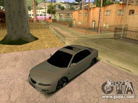 Mazda Xedos 6 for GTA San Andreas back left view