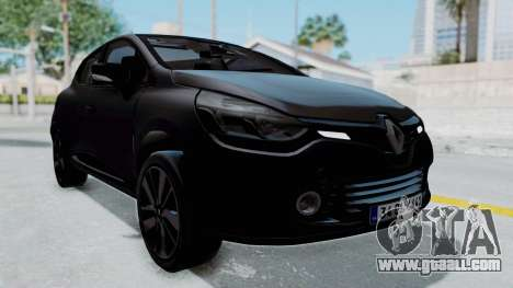 Renault Clio 4 IVF for GTA San Andreas right view