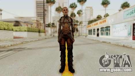 Mass Effect 2 Jack for GTA San Andreas second screenshot