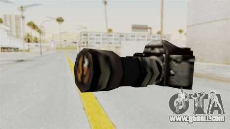 Metal Slug Weapon 6 for GTA San Andreas