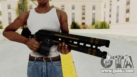 Railgun for GTA San Andreas third screenshot