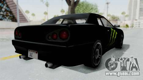 Monster Elegy for GTA San Andreas right view