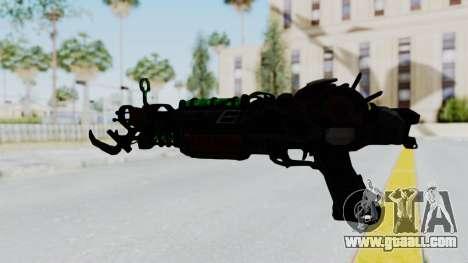 Ray Gun Mark II for GTA San Andreas second screenshot