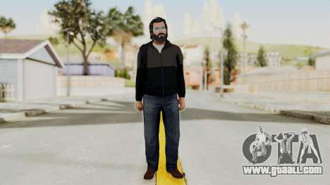 GTA 5 Michael v3 for GTA San Andreas second screenshot