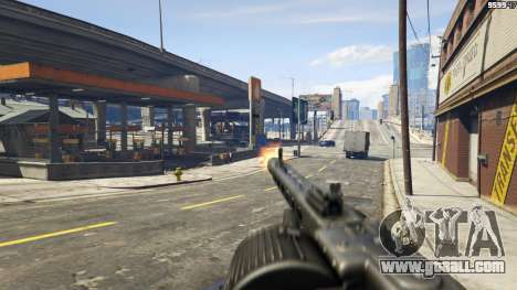 MG-42 for GTA 5