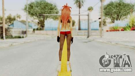 Bad Girl From No More Heroes for GTA San Andreas