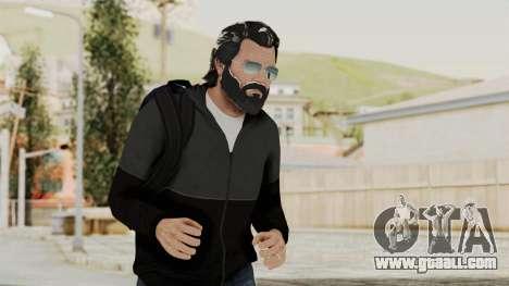 GTA 5 Michael v3 for GTA San Andreas