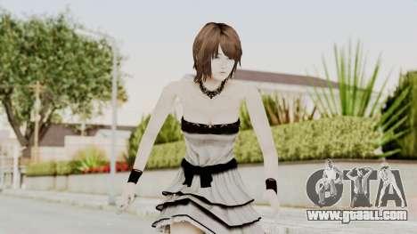 Fatal Frame 4 - Rukka White Dress for GTA San Andreas