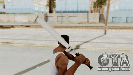 Metal Slug Weapon 3 for GTA San Andreas third screenshot