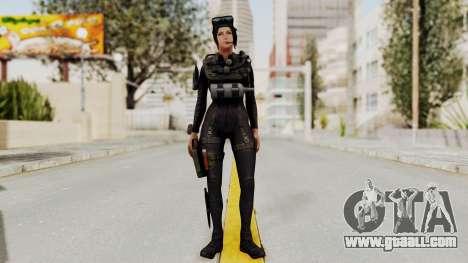 Counter Strike Online 2 - Lisa for GTA San Andreas second screenshot