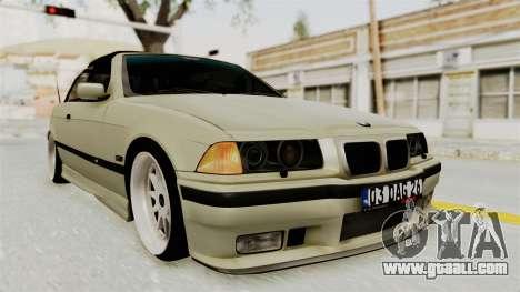 BMW 320CI E36 for GTA San Andreas