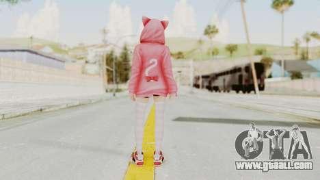DoA5 LR Marie Rose Newcomer Set for GTA San Andreas third screenshot