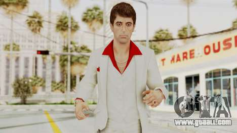 Scarface Tony Montana Suit v4 for GTA San Andreas