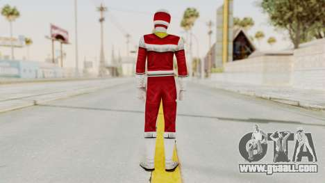 Power Rangers In Space - Red for GTA San Andreas third screenshot