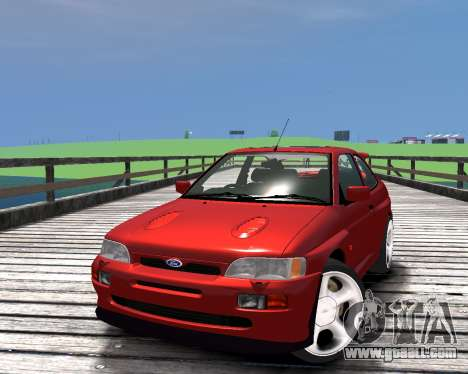 Ford Escort RS Cosworth for GTA 4