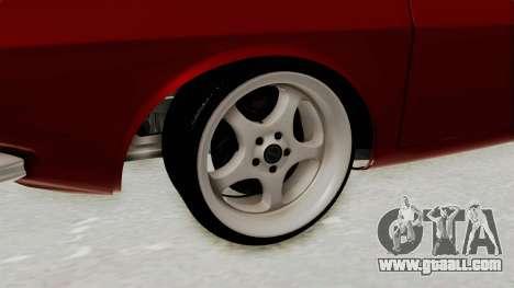 Dacia 1310 WNE for GTA San Andreas back view