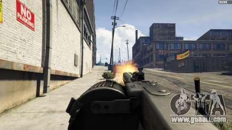 GTA 5 MG-42 sixth screenshot