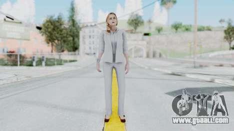 Resident Evil Revelations 2 - Alex Wesker for GTA San Andreas second screenshot