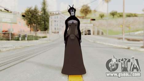 Mass Effect 1 Matriarch Benezia for GTA San Andreas second screenshot