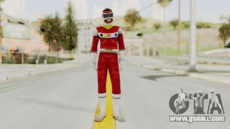 Power Rangers In Space - Red for GTA San Andreas second screenshot