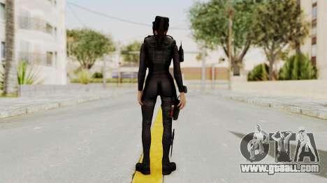 Counter Strike Online 2 - Lisa for GTA San Andreas third screenshot