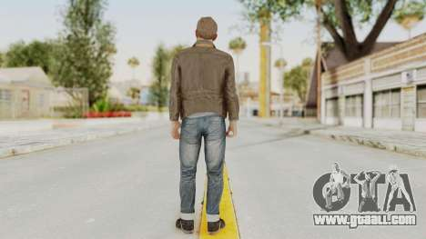 Jack Joyce for GTA San Andreas third screenshot