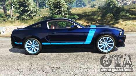 Ford Mustang Boss 302 2013 for GTA 5