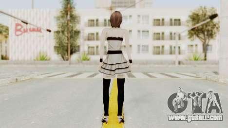 Fatal Frame 4 - Rukka White Dress for GTA San Andreas third screenshot