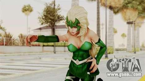 Marvel Future Fight - Enchantress for GTA San Andreas