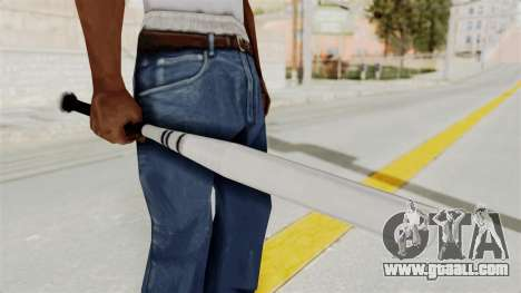 Metal Slug Weapon 3 for GTA San Andreas second screenshot