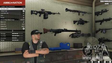 GTA 5 MG-42 second screenshot