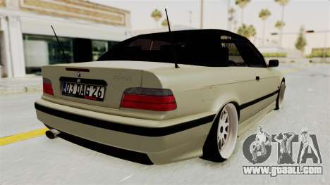 BMW 320CI E36 for GTA San Andreas right view
