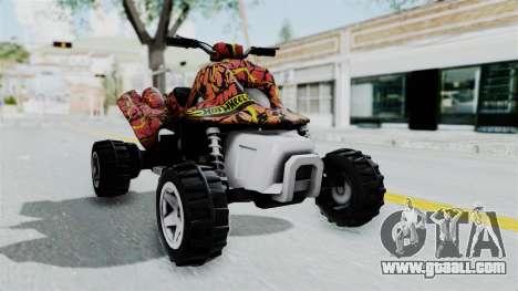 Sand Stinger from Hot Wheels v2 for GTA San Andreas