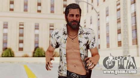 Far Cry 3 - Buck for GTA San Andreas