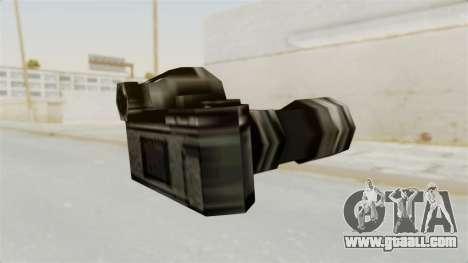 Metal Slug Weapon 6 for GTA San Andreas second screenshot