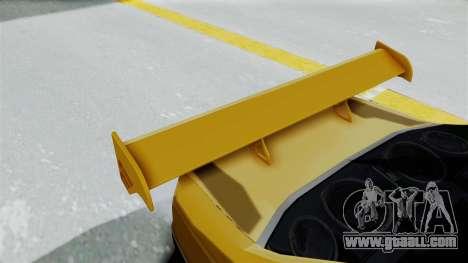 Peugeot Pars Full Sport for GTA San Andreas side view