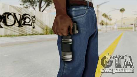 Metal Slug Weapon 6 for GTA San Andreas third screenshot