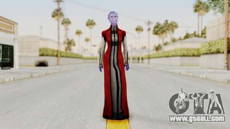 Mass Effect Council Tevos for GTA San Andreas second screenshot