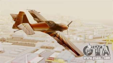 Zlin Z-50 LS for GTA San Andreas right view
